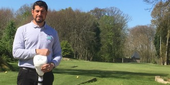 Benjamin Lataste, directeur Golf d'Arnouville